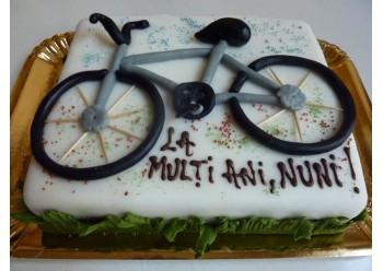 Tort cu bicicleta
