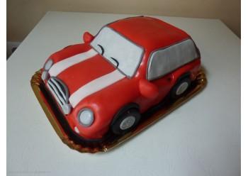 Tort minicooper