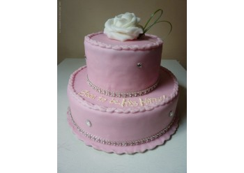 Tort roz