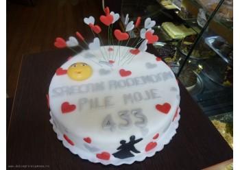 Tort pentru Vanesa
