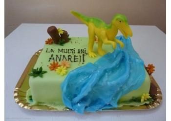 Tort Dino