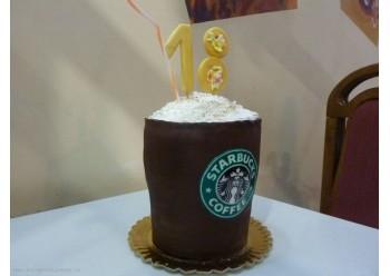 Tort Starbucks
