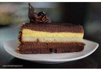 Compozitie Tort Trancio di ciocolata