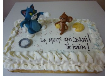 Tort Tom & Jerry