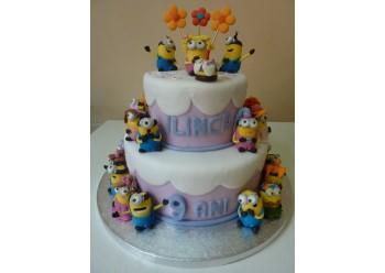 Tort cu Minionii