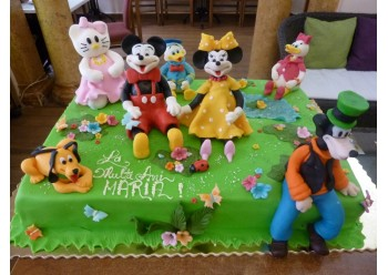 Tort personaje Disney