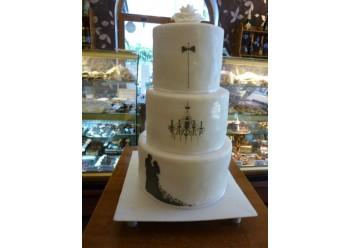 Tort nunta modern