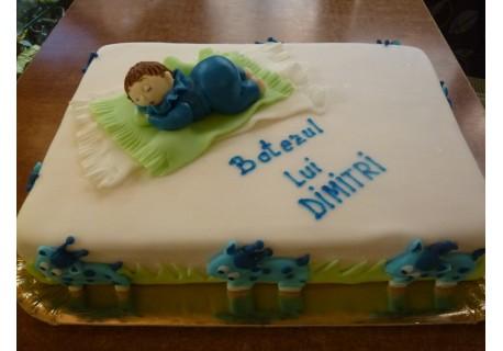 Tort botez Dimitri
