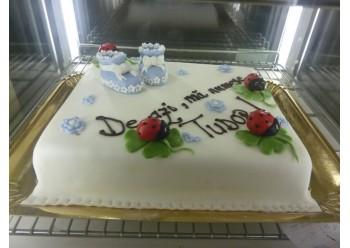 Tort botez, personalizat