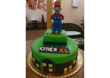 Tort Mario