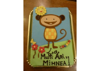 Tort Maimutica