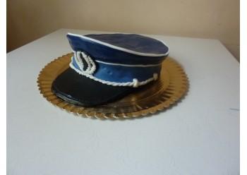Tort sapca de politist
