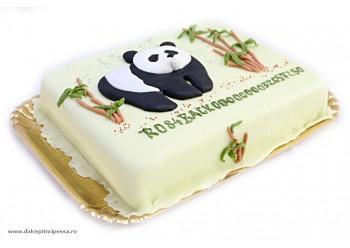 Tort cu urs Panda