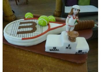 Tort campionat de tenis