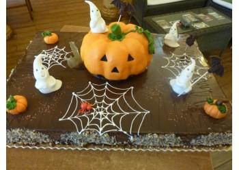 Tort Halloween - dovlecel