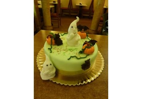 Tort Halloween - stafii