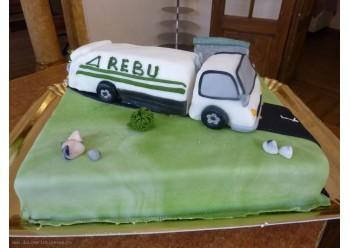 Tort masina REBU