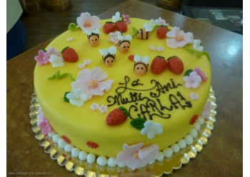 Tort cu albinute