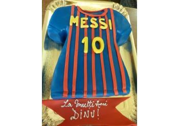 Tort tricou Messi